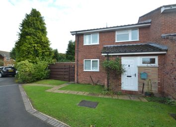 Thumbnail 3 bed semi-detached house to rent in Reedsmere Close, Stockton Heath, Warrington