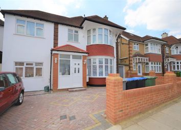 Thumbnail 3 bed flat to rent in Northwick Avenue, Harrow, Middlesex