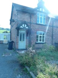 Thumbnail 2 bed cottage to rent in Stone Road, Maer, Stoke On Trent