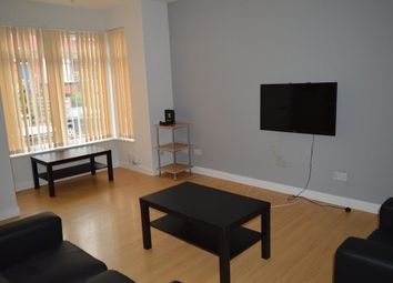 Thumbnail 5 bedroom terraced house to rent in Beechwood Mount, Burley, Leeds