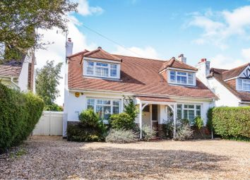 Thumbnail 4 bed detached house for sale in Stockbridge Road, Chichester