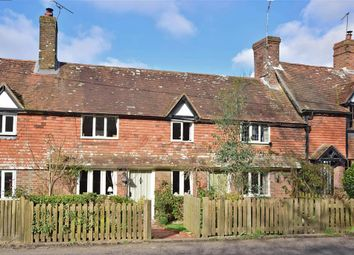 3 bed terraced house for sale in Goddards Green Road, Benenden, Cranbrook, Kent TN17