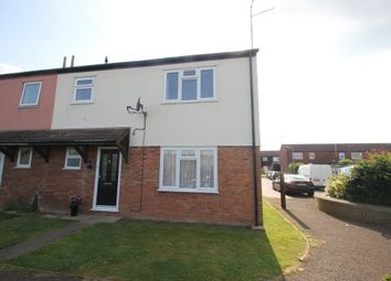 Thumbnail 3 bedroom end terrace house for sale in Biscay, Southend-On-Sea