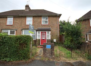 Thumbnail 4 bed semi-detached house for sale in The Highway, Brighton
