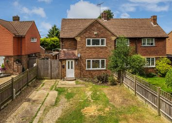 Thumbnail 2 bed semi-detached house for sale in Church Lane, Headley, Epsom