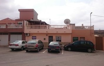 Thumbnail 3 bed town house for sale in Cánovas, Murcia, Spain