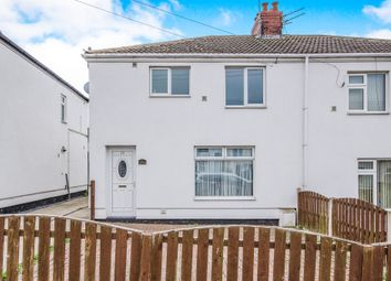Thumbnail 3 bed semi-detached house for sale in Theodore Road, Askern, Doncaster
