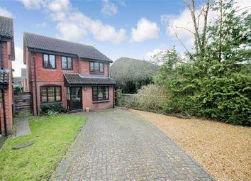 Thumbnail 3 bedroom detached house for sale in Maldwyn Close, Middleleaze, Swindon