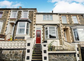 Thumbnail 2 bed terraced house for sale in Bryngwyn Road, Six Bells, Abertillery