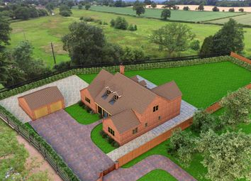 Thumbnail 4 bed detached house for sale in Banks Green, Redditch