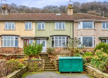 Thumbnail 3 bed terraced house for sale in The Woodlands, Palace House Road, Hebden Bridge