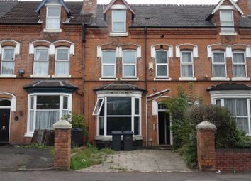 Thumbnail 1 bed terraced house to rent in Kingsbury Road, Erdington
