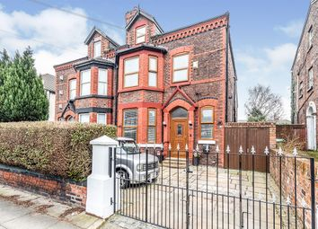 Marlborough Road, Tuebrook, Liverpool, Merseyside L13. 6 bed semi-detached house for sale