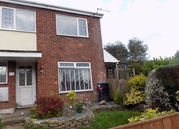 Thumbnail 3 bed semi-detached house for sale in Whitehorse Court, Cwmtillery, Abertillery