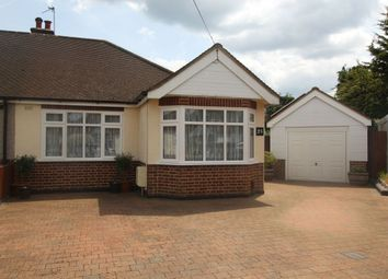 Thumbnail 3 bed bungalow for sale in Burleigh Gardens, Ashford