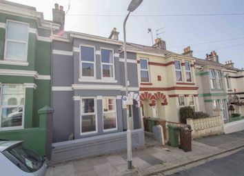 Thumbnail 2 bed terraced house for sale in Oxford Avenue, Plymouth