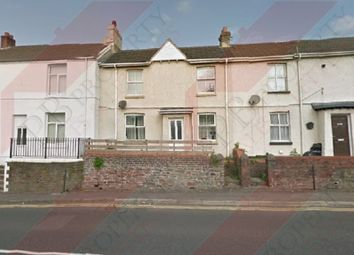 Thumbnail 2 bedroom terraced house to rent in Neath Road, Plasmarl, Swansea