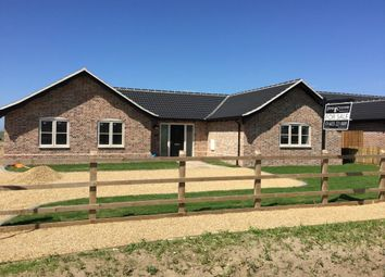 Thumbnail 3 bed detached bungalow for sale in Hale Road, Ashill, Thetford