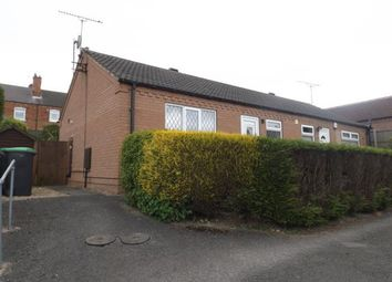 Thumbnail 1 bed bungalow for sale in The Croft, Stanton Hill, Sutton-In-Ashfield