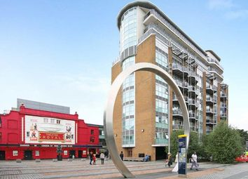 Thumbnail 2 bed flat to rent in Gerry Raffles Square, Olympic Village, Stratford City, Strat, London
