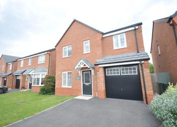 Thumbnail 4 bedroom detached house for sale in Snowdrop Grove, Warton, Preston, Lancashire