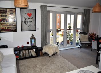Thumbnail 1 bed flat for sale in Avenel Way, Poole
