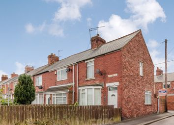 Thumbnail 2 bedroom end terrace house for sale in Witton Avenue, Durham, County Durham