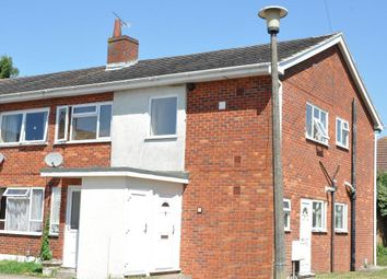 Thumbnail 2 bed maisonette to rent in Redfield Court, Newbury