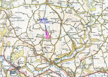 Land for sale in Cwm Cou, Newcastle Emlyn SA38