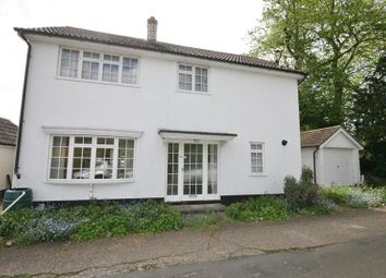 Thumbnail 3 bed detached house for sale in Grange Road, New Buckenham, Norwich