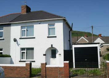 Thumbnail 3 bedroom semi-detached house for sale in Corporation Road, Aberavon, Port Talbot