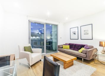 Thumbnail 1 bed flat to rent in Bow Common Lane, Canary Wharf