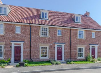 Thumbnail 3 bed terraced house for sale in Plot 14, The Meadowsweet, Willowbrook, The Street, Bramford, Ipswich