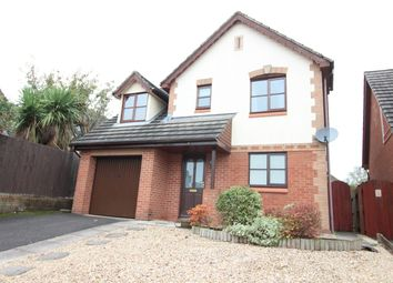 Thumbnail 4 bed detached house for sale in Gwyndy Road, Undy, Caldicot