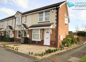 Thumbnail 2 bed end terrace house to rent in Alderminster Road, Solihull