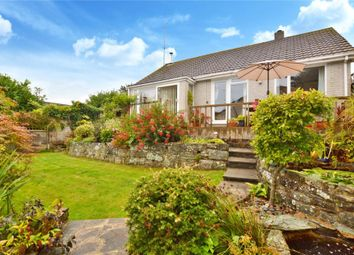 Thumbnail 3 bed detached bungalow for sale in The Green, Morchard Bishop, Crediton, Devon