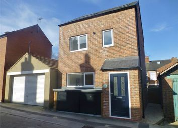 Thumbnail 3 bedroom detached house for sale in Curzon Terrace, South Bank, York