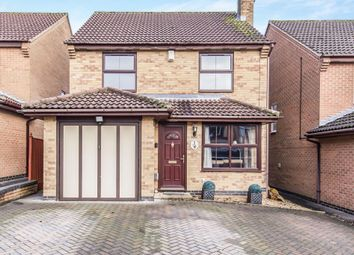 4 bed detached house for sale in Haywood Close, Evington, Leicester LE5