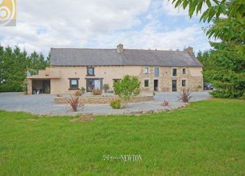 Thumbnail 4 bed property for sale in Meneac, 56490, France