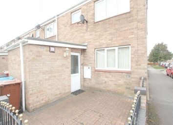Thumbnail 3 bed terraced house to rent in Reigate Close, Hull