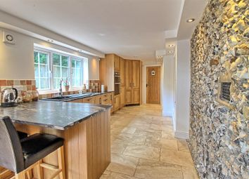 Thumbnail 4 bed detached house for sale in Redhill, Rushden, Buntingford