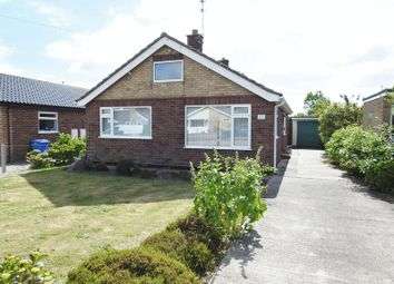 Thumbnail 2 bedroom detached bungalow for sale in Squires Walk, Gunton, Lowestoft