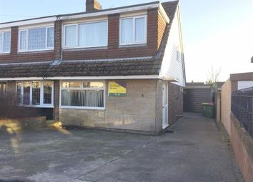 Thumbnail 3 bed semi-detached bungalow to rent in Ashfield, Fulwood, Preston