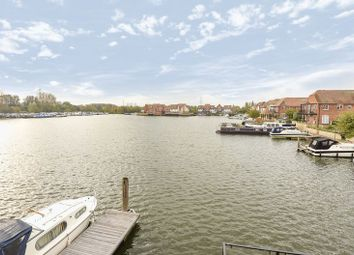 Thumbnail 3 bed terraced house for sale in North Quay, Abingdon