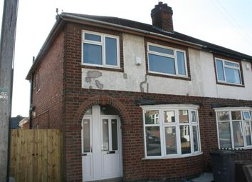 Thumbnail 1 bed flat to rent in Greenhill Road, Leicester
