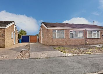 Thumbnail 2 bedroom semi-detached bungalow for sale in Dornoch Drive, Hull