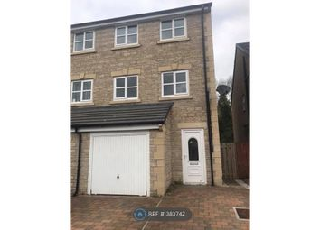 Thumbnail 4 bed end terrace house to rent in Weir Close, Padiham, Burnley
