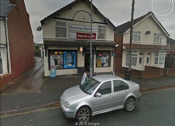 Thumbnail Retail premises to let in Huntingdon Terrace Rd, Cannock