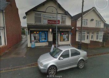Thumbnail Retail premises to let in Huntingdon Terrace Rd, Cannock