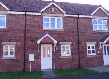 Thumbnail 2 bed terraced house to rent in Ladyburn Way, Hadston, Morpeth